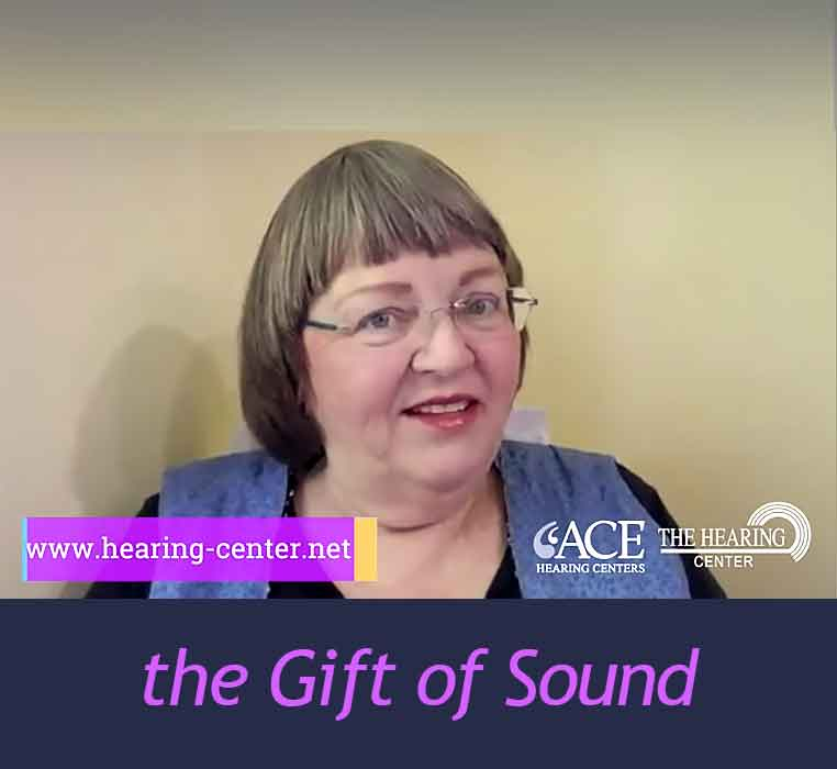 The Hearing Center's Gift of Sound